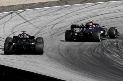 Formel-1-Liveticker: Hat Bottas Hamilton gegen Rennende eingebremst?