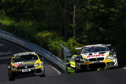 Premiere: Erste Doppelveranstaltung in der Nürburgring-Langstrecken-Serie (VLN)