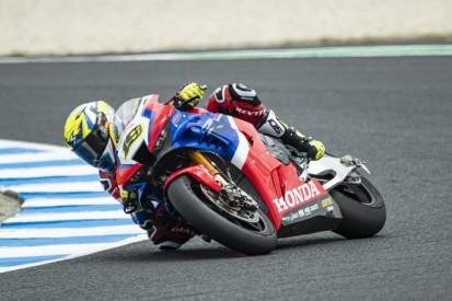 Honda Fireblade: Warum Alvaro Bautista in Barcelona keine Updates testet