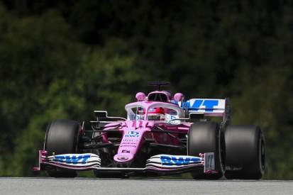 F1 Spielberg 2020: Trainingsbestzeit für Perez und Racing Point