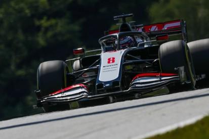 Haas mit Regelverstoß: Warum Grosjean nicht disqualifiziert wird