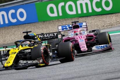 """Racing Point: Renault-Protest """"fehlgeleitet und schlecht informiert"""""""