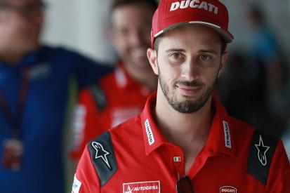 Vor Testtag in Jerez: Andrea Dovizioso für fit erklärt
