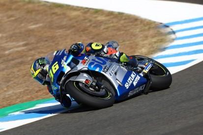 """Suzuki jetzt auch mit Holeshot-Device: """"Extreme Bedingungen"""" in Jerez"""