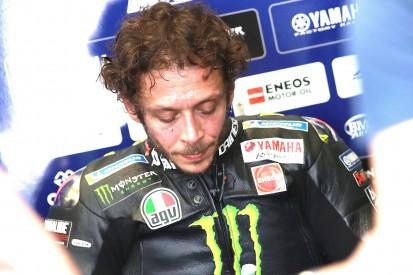"""Rossi-Probleme: Michelin macht Fahrstil verantwortlich, der """"Doctor"""" kontert"""