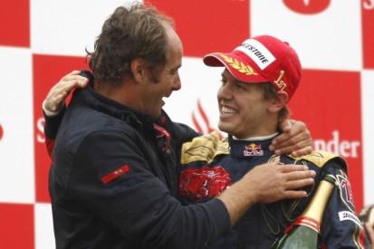 Gerhard Berger: Kann mir Vettel bei AlphaTauri vorstellen