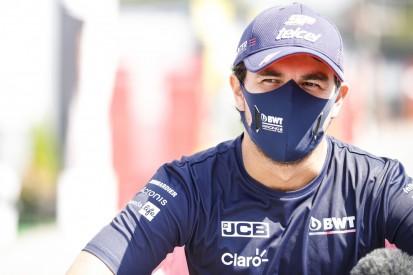 Racing Point: Holte sich Perez COVID-19 von einem Privatkoch?