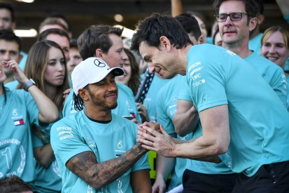 Formel-1-Liveticker: Toto Wolff über 2021: Hamilton braucht mich nicht