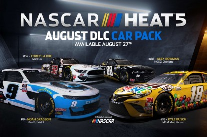 NASCAR Heat 5: Zweite Erweiterung erhältlich