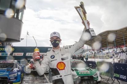 Van der Lindes BMW-Wunder: Startplatz 14 als Schlüssel