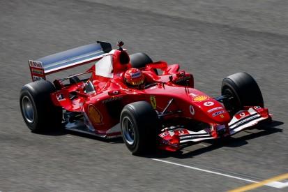 """Vettel: Mick Schumachers Demo im F2004 """"wirklich etwas Besonderes"""""""