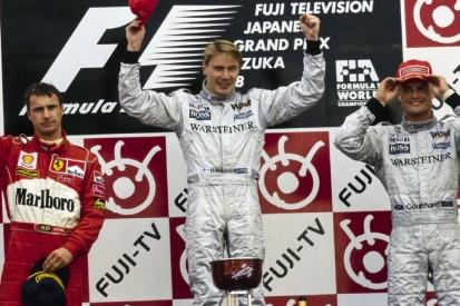 "Häkkinen: McLaren hat mir vor dem Finale 1998 ""einfach Unsinn erzählt"""