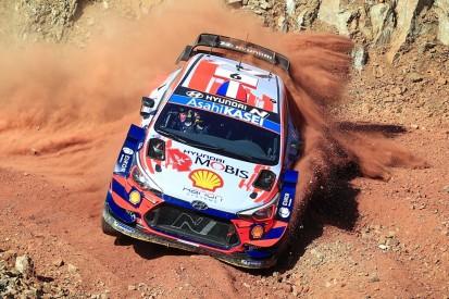 WRC Rallye Türkei 2020: Sebastien Loeb zum Auftakt in Front
