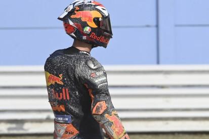 """""""Musste stürzen"""": Pol Espargaro erklärt Sturz vor dem Qualifying"""