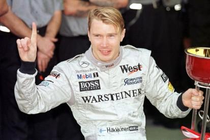 Mika Häkkinen: Das Härteste am WM-Titel 1998 war die Tour danach
