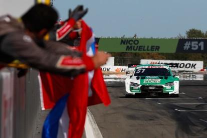 Nächster DTM-Rekord: Audi sichert sich Herstellertitel!