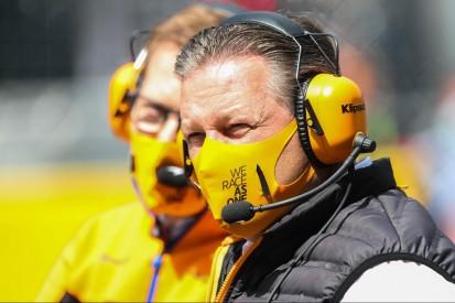 """""""Große Wende"""": Brown von Racing-Point-Rückzug im """"Copygate"""" überrascht"""