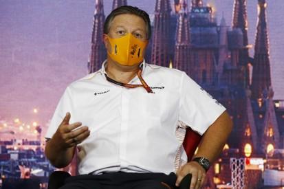 McLaren: Fabrik-Shutdown half während finanzieller Krise