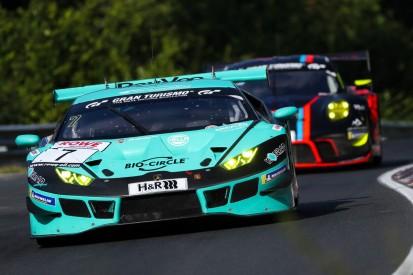 24h Nürburgring 2020: Lamborghini-Bestzeit im ersten Qualifying