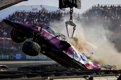 Nach Stroll-Unfall: Perez muss weiter auf Racing-Point-Upgrade warten