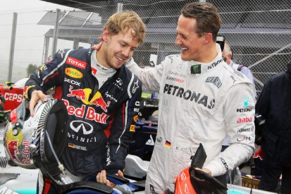 """Hamilton vor Schumacher-Rekord: Vettel gibt """"gemischte Gefühle"""" zu"""
