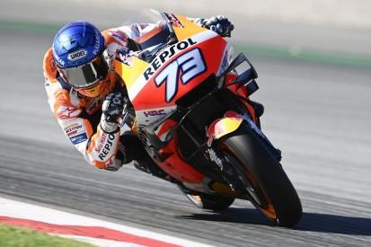 Honda bestätigt Fortschritte in Barcelona: Alex Marquez in den Top 10