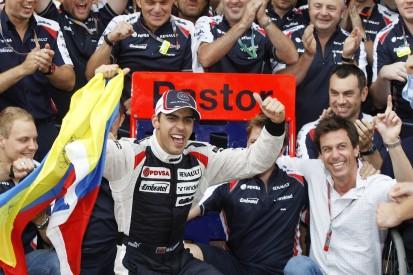 Maldonado-Verschwörung 2012: Wie Alex Wurz den Überraschungssieg erklärt