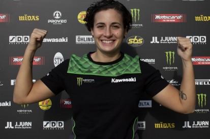 Nach Wirbelverletzung: Ana Carrasco beginnt mit Training für Comeback 2021