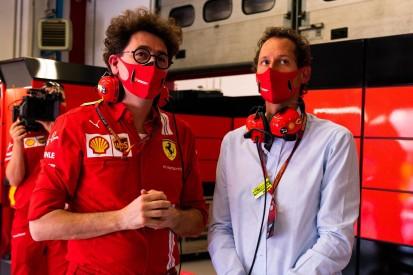 Mattia Binotto: Komme in Zukunft nicht mehr zu allen Rennen