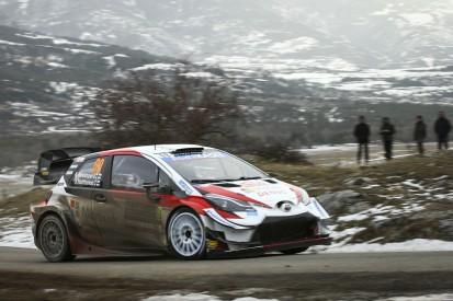 Rallye Monza: Michelin bringt als Alternative Winterreifen mit