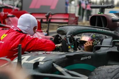 """Sebastian Vettel stellt Hamilton über Schumacher: """"Der Größte unserer Zeit"""""""