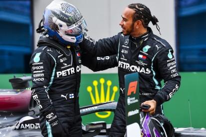 Hamilton über Bottas: Nicht einfach, mein Teamkollege zu sein