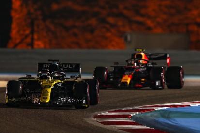 Daniel Ricciardo: Zwei Renault gegen Sergio Perez im Rennen