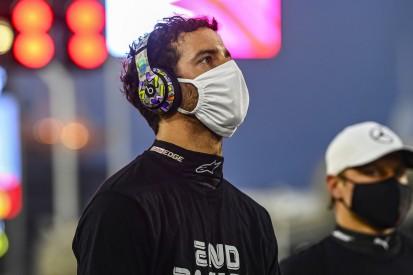 Harte Worte: Daniel Ricciardo entsetzt über Bildregie der Formel 1