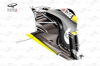 Formel-1-Technik 2020: Diese 2021er-Teile werden bereits getestet