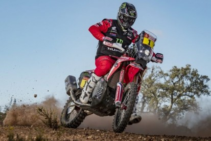 """Regeln werden immer verrückter"": Ricky Brabec kritisiert limitierte Reifen"