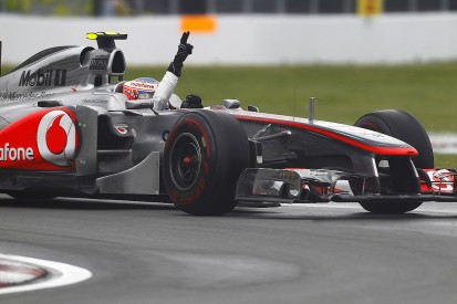 Remembering Canada 2011 - Is Button's most-famous F1 win overhyped?