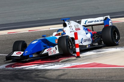 Bahrain Formula V8 3.5: Isaakyan on pole, Fittipaldi demoted
