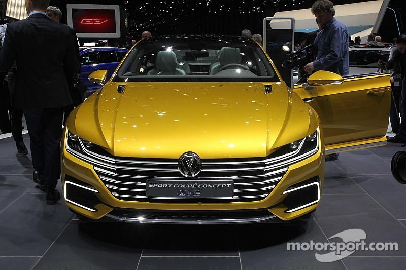Salon de Genève – Volkswagen tease un nouveau concept-car coupé