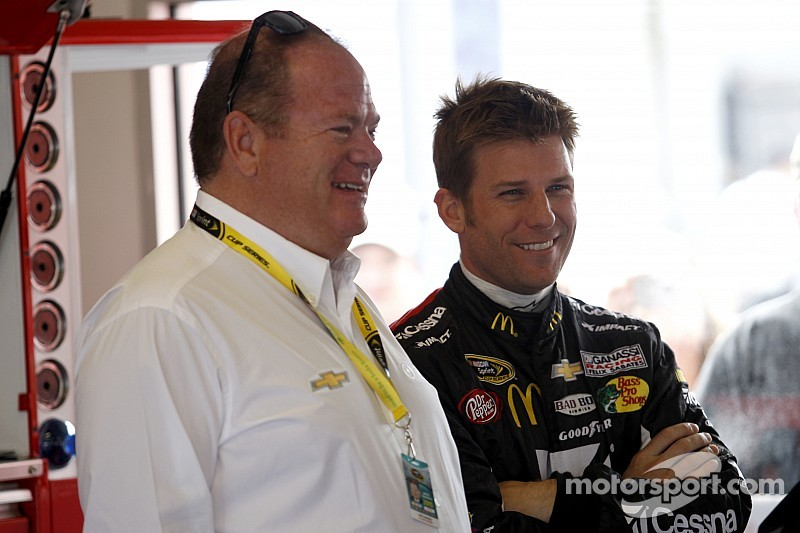 McMurray believes the future is bright for Ganassi Racing