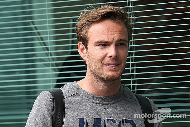 Van der Garde espera que su caso sea una llamada de atención en F1
