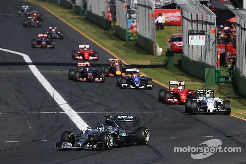 """Marko dice que """"no hay posibilidad"""" de alcanzar a Mercedes"""