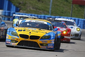 IMSA Race report Marsal toughs out top-10 in Sebring