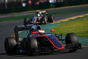 Formula 1 Breaking news Boullier says Melbourne finish a big boost for McLaren