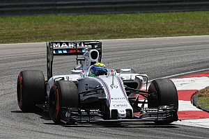 Formula 1 Qualifying report Massa qualified seventh and Bottas ninth for tomorrow's Malaysian GP