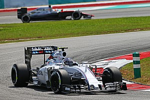 Formula 1 Race report Bottas finished fifth and Massa sixth in today's Malaysian GP
