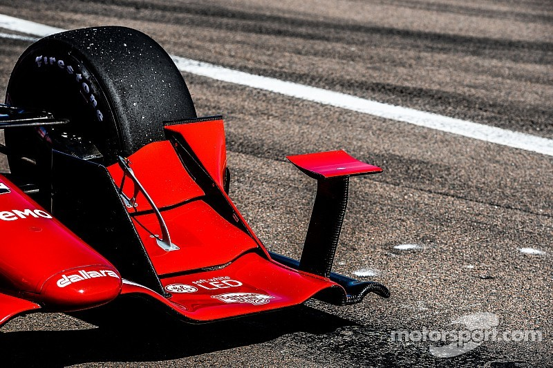 After playing major role in aero kit development, Firestone confident in 2015 tires