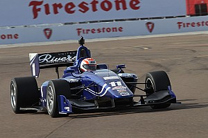 Indy Lights Race report Jones dominates in St Pete