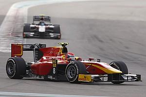 FIA Fórmula 2 Previo GP2 - Lista de participantes para Sakhir
