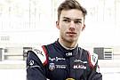 Une première en F1 pour Pierre Gasly chez Toro Rosso